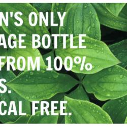 plant bottles