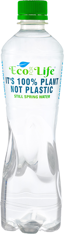 Plant Based Plastic Free Bottle | Eco For Life